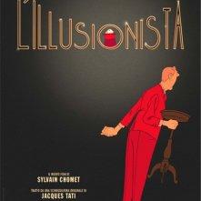 La locandina italiana di L'Illusionista