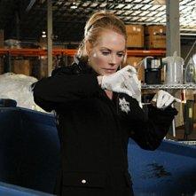 Marg Helgenberger in CSI: Scena del crimine nell'episodio Bump & Grind