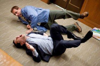 Steve Carell e Paul Rudd, farfalloni divertenti per Dinner for Schmucks