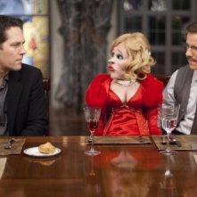 Steve Carell e Paul Rudd, protagonisti di Dinner for Schmucks