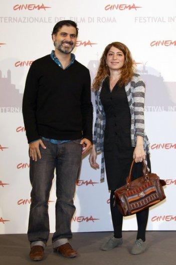 Festival di Roma 2010: Hossein Keshavarz presenta il suo Dog Sweat accanto a Maryam Azadi
