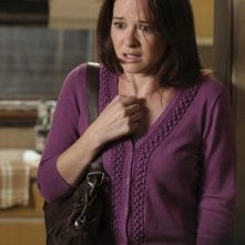 Sarah Drew in Grey's Anatomy nell'episodio Something's Gotta Give