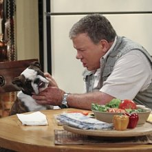 William Shatner in $#*! My Dad Says nell'episodio Dog Ed Pursuit