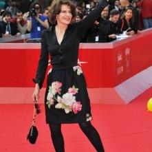 Fanny Ardant presenta a Roma 2010 il corto Chimères Absentes