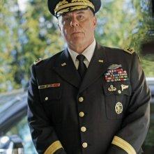 Il Generale Sam Lane (Michael Ironside) nell'episodio Ambush di Smallville