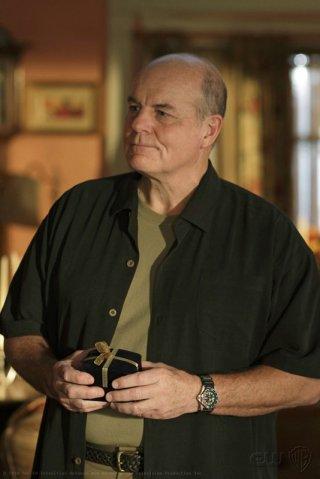 Il padre di Lois: Sam Lane (Michael Ironside) nell'episodio Ambush di Smallville
