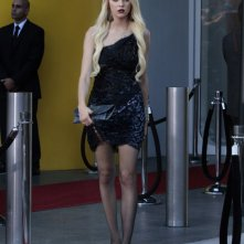 La piccola Jenny (Taylor Momsen) in un momento dell'episodio Easy J di Gossip Girl