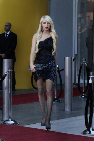 La piccola Jenny (Taylor Momsen) in un momento dell'episodio Easy J di Gossip Girl