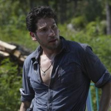 Jon Bernthal nell'episodio Days Gone Bye di The Walking Dead