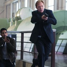 Adam Rodriguez e David Caruso in CSI: Miami nell'episodio Blood Sugar