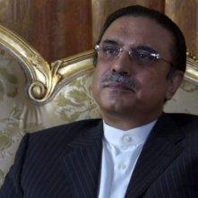 Asif Zardari nel film Bhutto