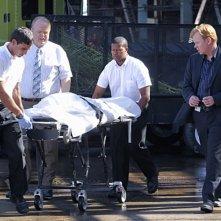 David Caruso in CSI: Miami nell'episodio Blood Sugar