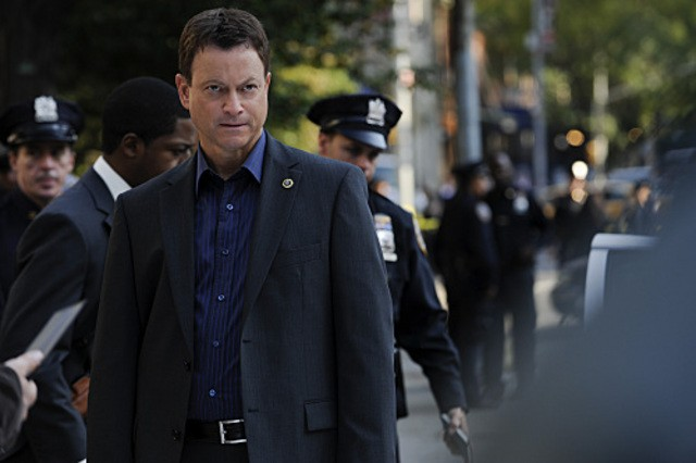 Gary Sinise In Csi New York Nell Episodio Hide Sight 181325
