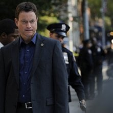 Gary Sinise in CSI: New York nell'episodio Hide Sight