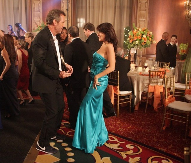 Hugh Laurie E Lisa Edelstein In Dr House Medical Division Nell Episodio Small Sacrifices 181429