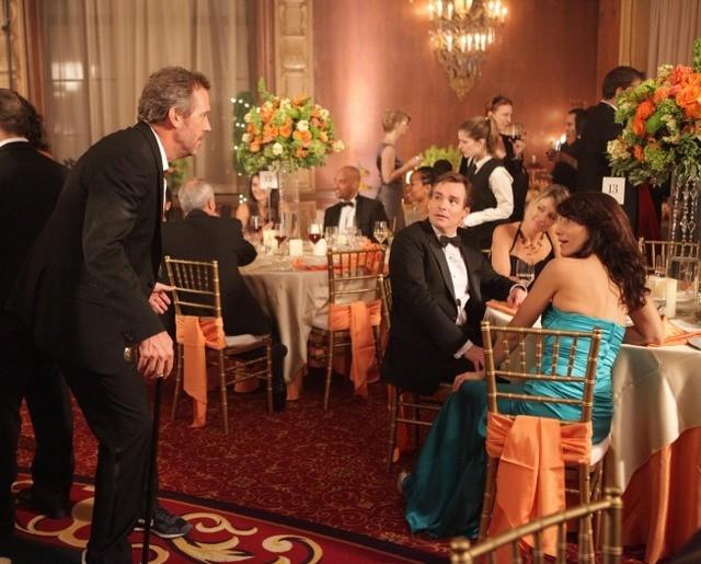 Hugh Laurie Lisa Edelstein E Robert Sean Leonard In Dr House Medical Division Nell Episodio Small Sa 181431