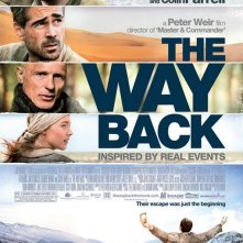 La locandina di The Way Back
