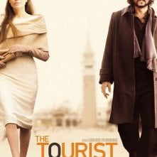Poster francese per The Tourist