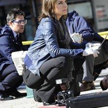 Sela Ward in CSI: New York,nell'episodio Hide Sight