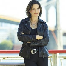 Sela Ward in CSI: New York nell'episodio Justified
