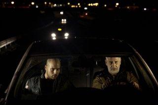 Toni Servillo e Marco D'Amore nei ruoli di padre e figlio per Una vita tranquilla