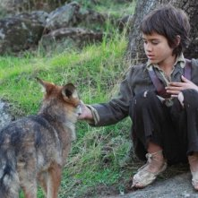 Un'immagine del film Entre lobos