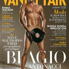 Biagio Antonacci nudo su Vanity Fair