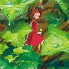 Una sequenza di The Borrower Arrietty (Karigurashi no Arrietty)