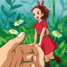 Una sequenza di The Borrower Arrietty