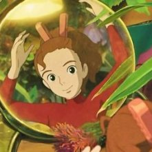 Una sognante sequenza di The Borrower Arrietty