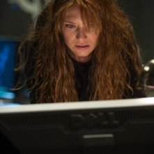 Anna Torv in una scena dell'episodio The Abducted di Fringe