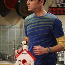 Jim Parsons nell'episodio The Irish Pub Formulation di The Big Bang Theory