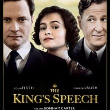 La locandina di The King's Speech
