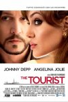La locandina italiana di The Tourist