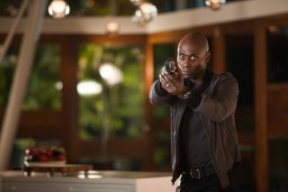 Lance Reddick nell'episodio The Abducted di Fringe