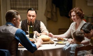 Michael Pitt e Stephen Graham in una scene dell'episodio 'Family Limitation' di Boardwalk Empire