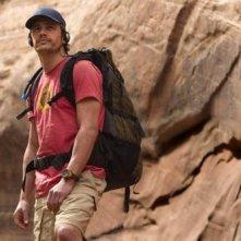 James Franco, protagonista del film 127 Hours