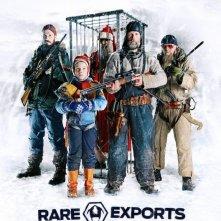 La locandina di Rare Exports: A Christmas Tale
