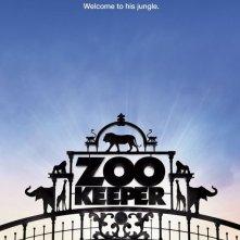 La locandina di The Zookeeper