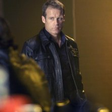 Mark Valley in una scena dell'episodio The Wife's Tale di Human Target