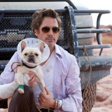 Robert Downey Jr nel road movie Due Date