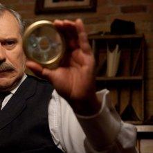Sergi Mateu in una scena del film Agnosia