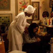Thandie Newton e Whoopi Goldberg in un'immagine del film For Colored Girls Who Have Considered Suicide When the Rainbow Is Enuf