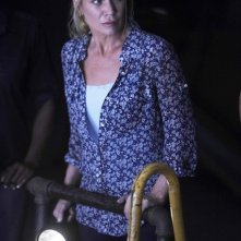 Laurie Holden nell'episodio Una via d'uscita di The Walking Dead