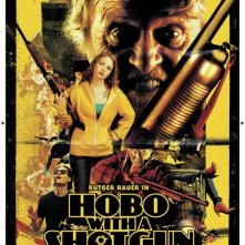 Manifesto di Hobo with a Shotgun