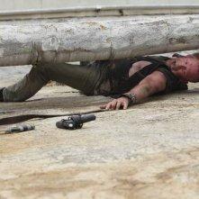 Michael Rooker nell'episodio Bentornato papà di The Walking Dead