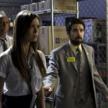 Scott Krinsky, Summer Glau e Joshua Gomez in Chuck Versus The Fear of Death