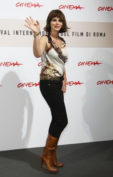 Festival Di Roma 2008 Barbora Bobulova Presenta Il Sangue Dei Vinti 182103