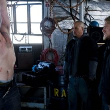 Charlie Hunnam in Sons of Anarchy nell'episodio Firinne