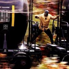 Denzel Washington in un'immagine di Unstoppable
